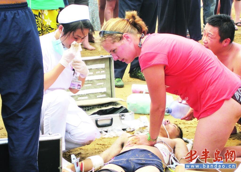 人工呼吸 抢救