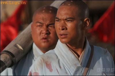 电视剧《少林寺传奇之大漠英豪》日前正在银川热拍图片图片