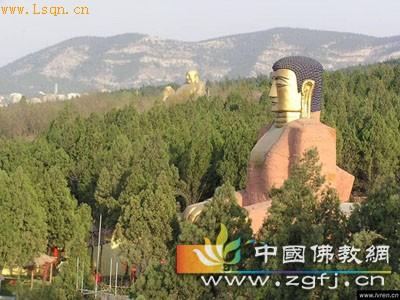 济南名胜风景:佛教圣地千佛山(图)